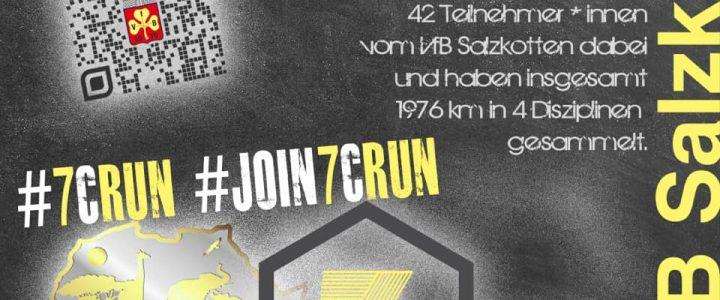 #7CRUN – Teil 1